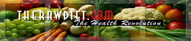 raw foods diet, vegetarian nutrition